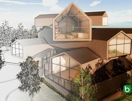 Entwurf eines Museums: Museumsarchitektur und Projekte in DWG-Format