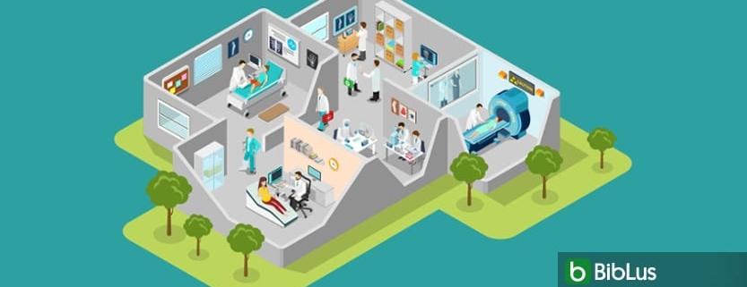 Krankenhaus-Design: ein Leitfaden mit Beispiel-Dateien zum Download