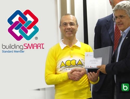 buildingSMART und BIM&Digital Award: wichtige Auszeichnungen für ACCA software