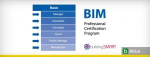 Professional Certification Program, Kompetenzen und BIM-Schulung auf internationalem Niveau