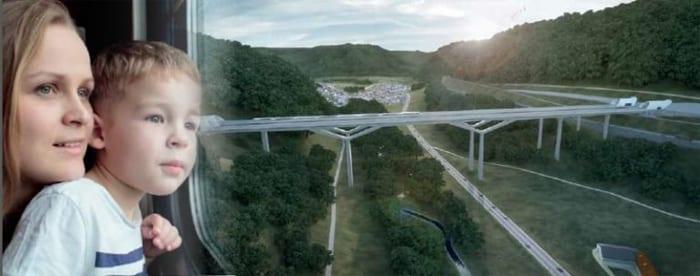 Das neue Eisenbahnprojekt vollständig mit BIM realisiert