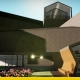 Entwurf eines Museums Museumsarchitektur und Projekte in DWG-Format