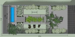 Aussenraum-Architektur Lageplan