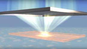 Effizienz Solarpanel Golden Sandwich