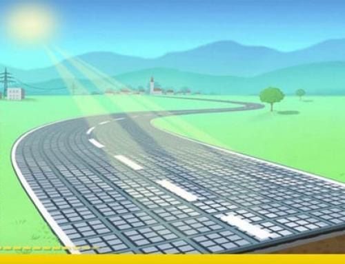 Solarstraßen: die Zukunft der erneuerbaren Energie? Potenzial und Zweifel