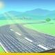 Solarstrassen Zukunft erneuerbarer Energie Potenzial und Zweifel