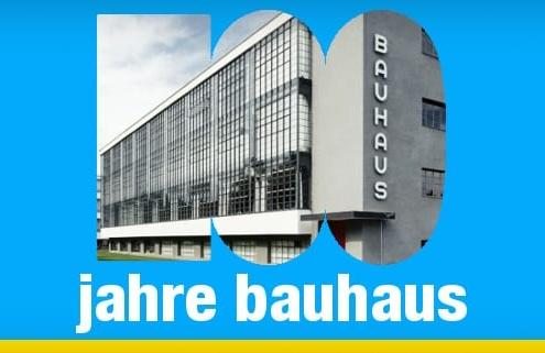 100 Jahre Bauhaus Geschichte Ereignisse Ikonen
