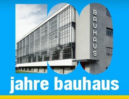 100 Jahre Bauhaus: Geschichte, Ereignisse, Ikonen