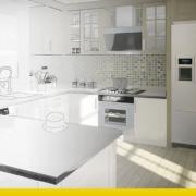 Die Küche gestalten, eine technische Anleitung für Entwerfer