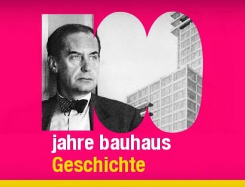 100 Jahre Bauhaus: Die Geschichte des Bauhauses, hin zur neuen Architektur