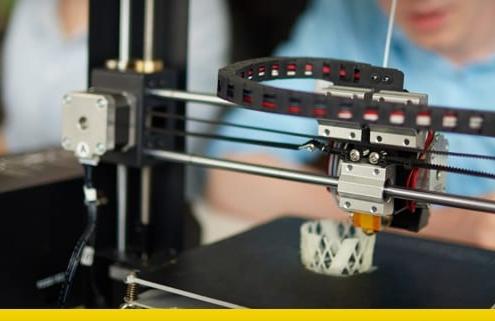 10-innovative-Gebäudetechnologien-Bauwesen-Berufsfiguren-3D-Drucker
