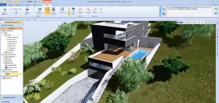 BIM-Digitalisierung-Bauunternehmen-Entwurfsphase