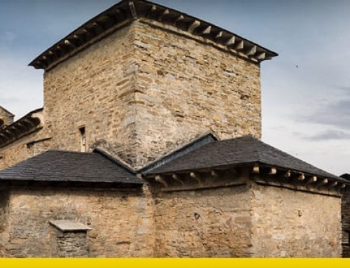 HBIM: Die Restaurierung der Abteikirche Santiago de Peñalba in Spanien