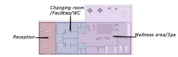Projekt-Wellnesszentrum-Schemata-Zonenaufteilung