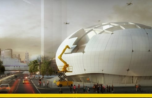 Das neue Robot Science Museum in Seoul