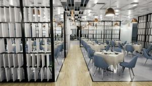 Restaurantplanung-Innenbereich-Aurchitektur-BIM-Software-Edificus