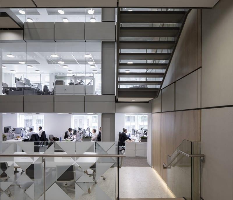 Innenräume-der-Büros-der-Financial-Times