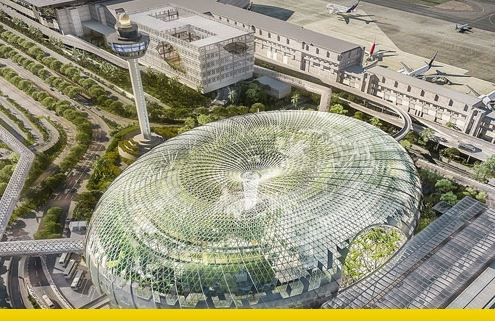 Singapur-Flughafen