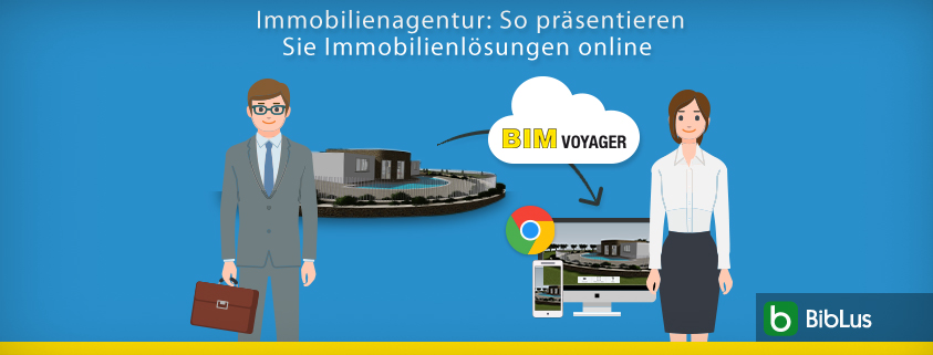 Immobilienagentur so präsentieren Sie Immobilienlösungen online