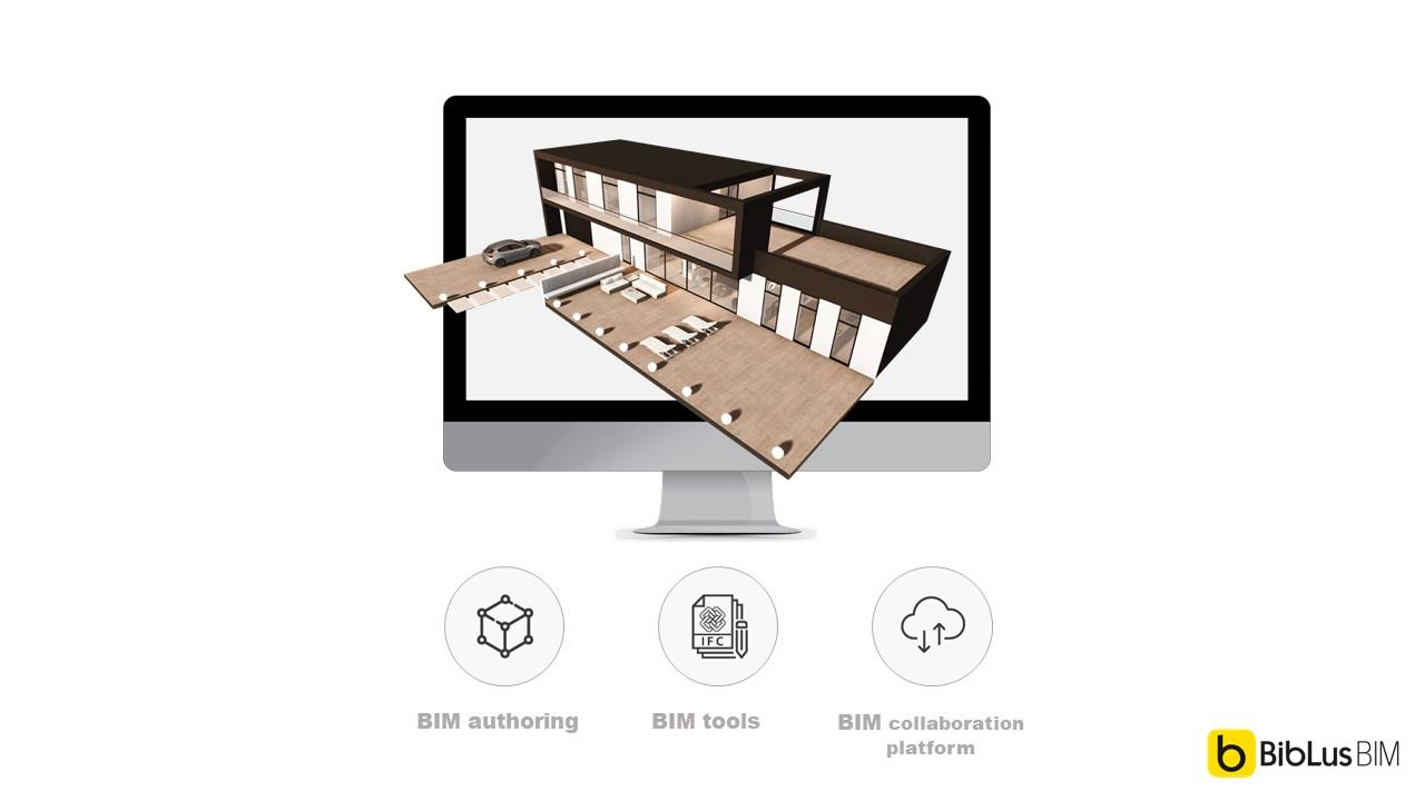 Die Arbeitswerkzeuge in BIM | BIM-Authoring, BIM-Tools und BIM-Collaboration Platform
