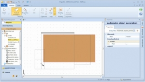 a screenshot of the Edificius interface