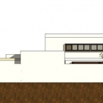 Altabrisa 24 House - elevation view 03
