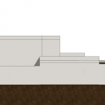 Altabrisa 24 House - elevation view 04