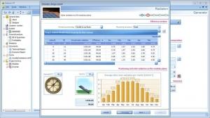 Solarius-PV: system sizing
