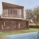 Architectural Design with BIM software_Edificius_casa_san_roque_001