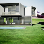 Architectural Design with BIM software_Edificius_casa_san_roque_002