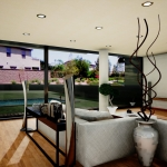 Architectural Design with BIM software_Edificius_casa_san_roque_006