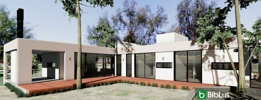 Casa Kaprys remodelled with a BIM software