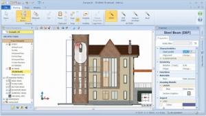 Automatic generation of BIM objects 01 - Edificius BIM software