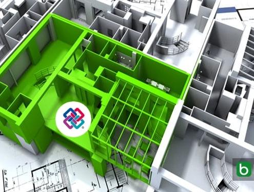 IFC object in a BIM project