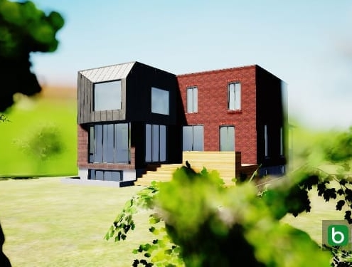 Dealing with renovations and remodelling works with a BIM design software