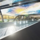 Modelling curved beams as architectural elements with a BIM Edificius