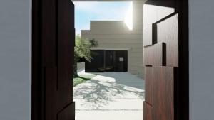 Entrance_Park House_Edificius