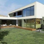 Garden Country House in Marfino
