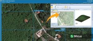 Importing terrain profiles using Google Maps for landscaping design Edificius