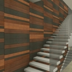 Staircase Country House in Marfino