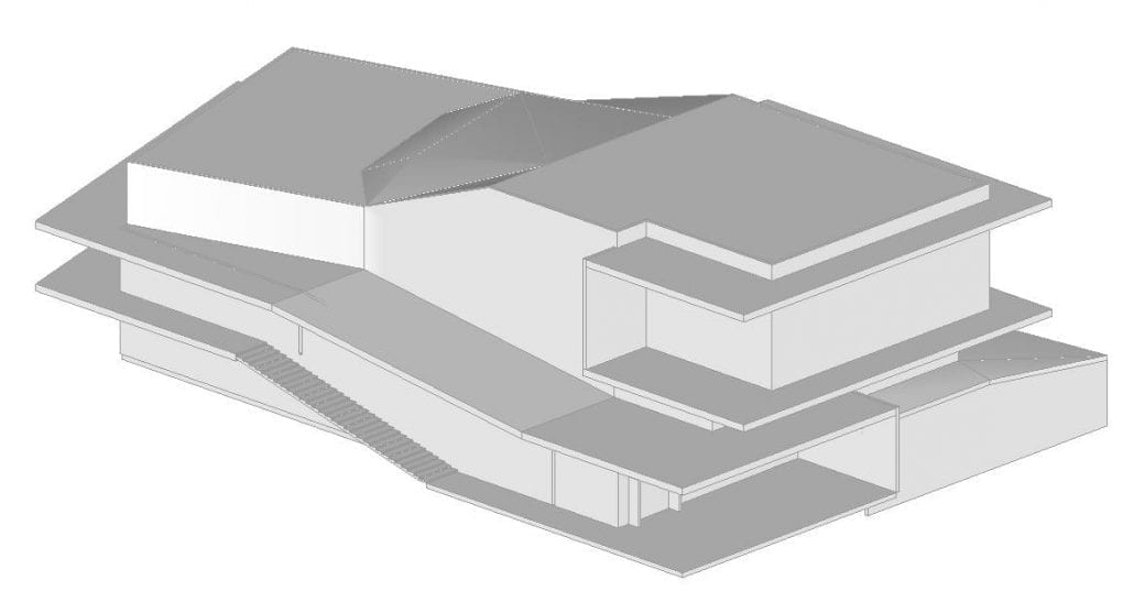 Volume aspects of the building