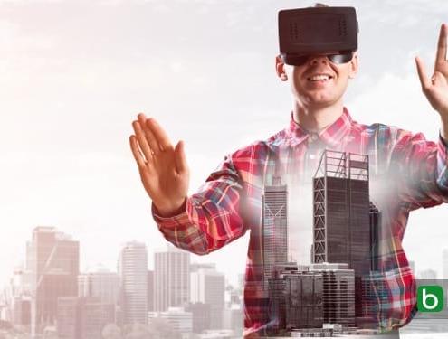 BIM technology, virtual and augmented reality