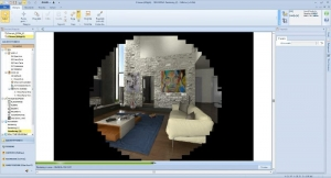 Generating-render_software BIM_Edificius