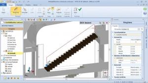 Handrail- inserting