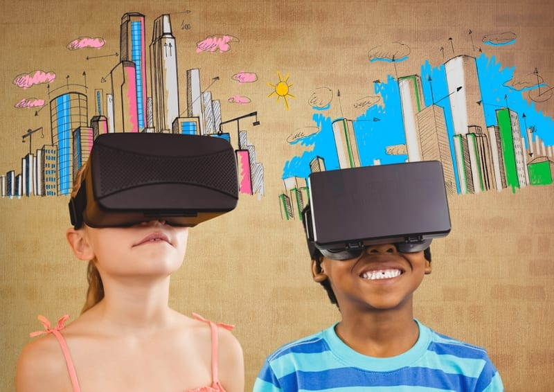 Virtual reality and architecture