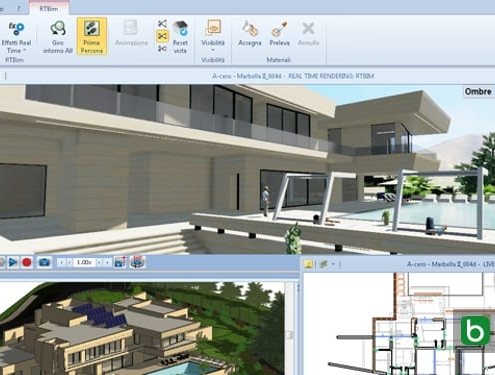 Building Information Modeling during the design stage