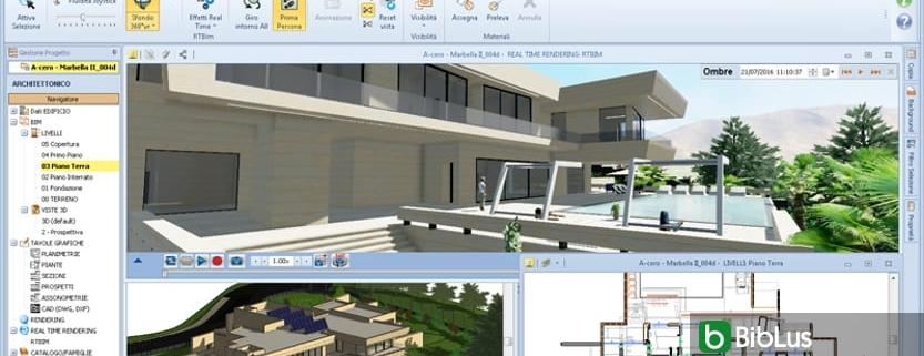 Building Information Modeling during the design stage