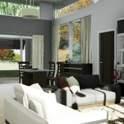 optimize and customize interior rendering software BIM Edificius