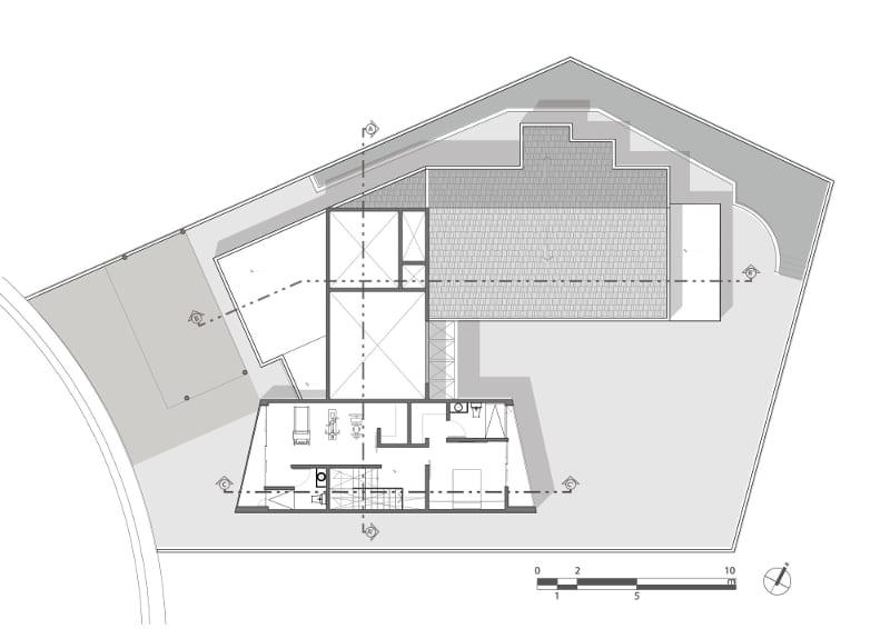 Ground floor LPZ house