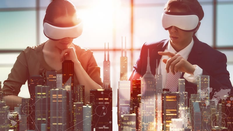 Virtuale reality and its use in urban planning